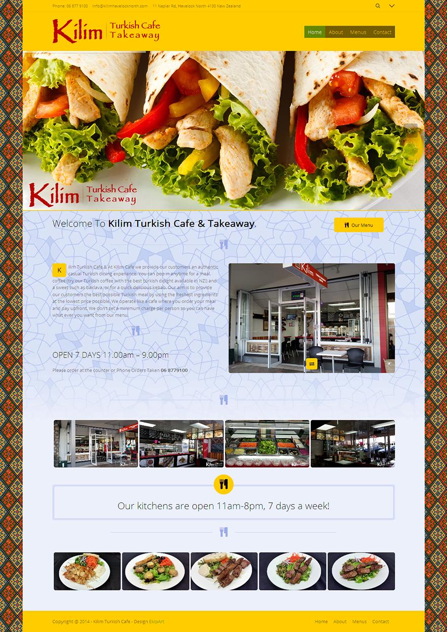 Kilim Turkish Cafe Takeaway-2